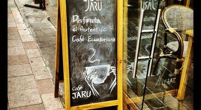 Photo of Cafe Café Jaru at República De El Salvador N35-33, Quito, Ecuador