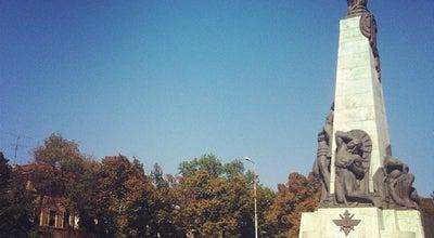 Photo of Monument / Landmark Monumentul Eroilor Aerului at Bd. Aviatorilor, București, Romania