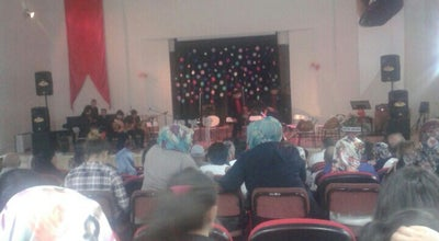 Photo of Concert Hall çankırı güzel sanatlar lisesi konser salonu at Turkey