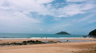 Photo of Beach อ่าวกระทิง (Ao Krating) at วนอุทยานเขาแหลมสิงห์, จันทบุรี, Thailand