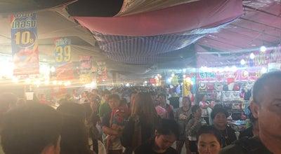 Photo of Arcade งานกาชาดดอกฝ้ายบานมะขามหวานเมืองเลย at สนามหน้าศาลากลางจังหวัดเลย, เมืองเลย, Thailand