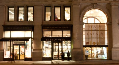 Photo of Gourmet Shop Eataly NYC at 200 5th Ave, New York, NY 10010, United States