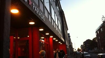 Photo of Indie Movie Theater Bíó Paradís at Hverfisgata, Reykjavík 101, Iceland