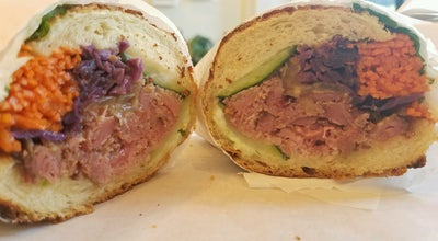 Photo of Sandwich Place Soulwich at 1634 Orrington Ave, Evanston, IL 60201, United States