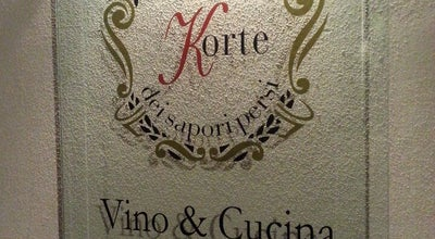 Photo of Italian Restaurant La Korte Dei Sapori Persi at Borgo Calvenzano, Pavia, Italy