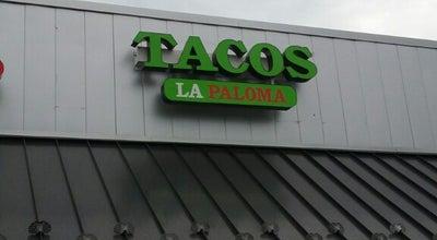 Photo of Taco Place Tacos la Paloma at 530 W Main St, Anoka, MN 55303, United States
