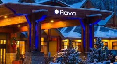 Photo of Hotel Aava Hotel at 4005 Whistler Way, Whistler, BC V0N 1B4, Canada