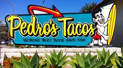 Photo of Mexican Restaurant Pedro's Tacos at 2313 S El Camino Real, San Clemente, CA 92672, United States