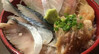 Photo of Japanese Restaurant 海鮮丼屋 海舟 at 栄町1-14-55, 小田原市, Japan