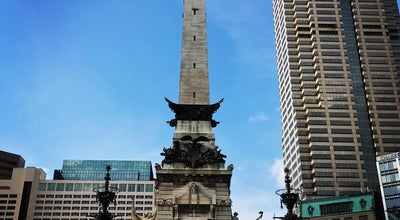 Photo of Monument / Landmark Soldiers & Sailors Monument at 100 Monument Cir, Indianapolis, IN 46204, United States