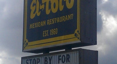 Photo of Mexican Restaurant El Toro Mexican Restaurant at 616 W Main St, La Porte, TX 77571, United States