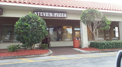 Photo of Pizza Place Steve's Pizza at 5866 S Flamingo Rd, Cooper City, FL 33330, United States