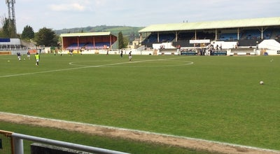 Photo of Soccer Field Mayday Trust Park at Twerton Park, Bath BA2 1DB, United Kingdom