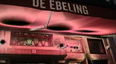 Photo of Bar De Ebeling at Overtoom 52, Amsterdam 1054HK, Netherlands