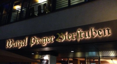 Photo of Eastern European Restaurant Wenzel Prager Bierstuben at Leiterstr. 3, Magdeburg 39104, Germany