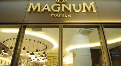 Photo of Ice Cream Shop Magnum Manila at Skypark, 5/f Sm Aura Premier, Bonifacio Global City, Taguig City 1634, Philippines
