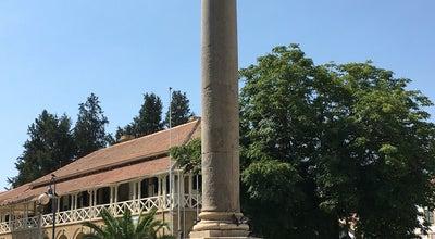 Photo of Historic Site Venedik Sutunu at Girne Caddesi, Cyprus