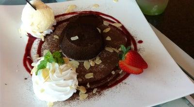 Photo of Bakery inner cake at แยกจ่าพราว  ระยอง, Thailand