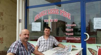 Photo of Bakery arakli leziz pide at Yolgoren Mah, Turkey