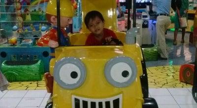 Photo of Playground Kids Fun at Jl. Magelang (indogrosir), Yogyakarta, Indonesia
