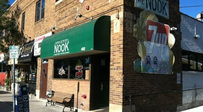 Photo of Burger Joint Casper & Runyon's Nook at 492 Hamline Ave S, Saint Paul, MN 55116, United States