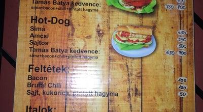 Photo of Burger Joint Tamás Bátya Kunyhója at Kertész U., Veszprém 8200, Hungary