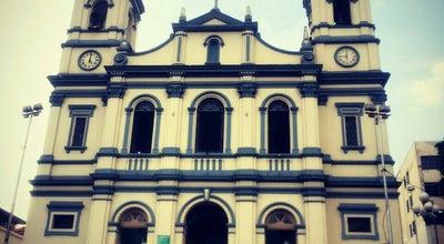 Photo of Church Igreja Nossa Senhora do Pilar at Praça Bernadino De Lima, Nova Lima, Brazil