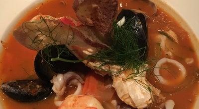 Photo of Seafood Restaurant Cabezon Restaurant at 5200 Ne Sacramento St, Portland, OR 97213, United States