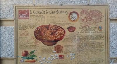Photo of French Restaurant L'Ostal des Troubadours at 5 Rue Viollet Le Duc, Carcassonne 11000, France