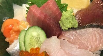 Photo of Diner 寿司大漁旗 活活丼丼 at 調布市深大寺元町1-11-1, Japan