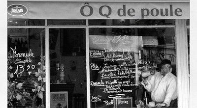 Photo of French Restaurant Ô Q de poule at 53 Rue Du Ruisseau, Paris 75018, France