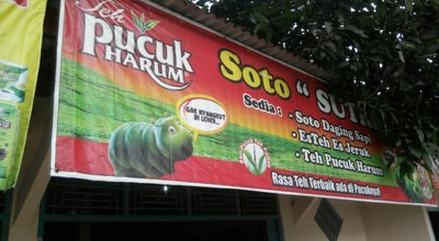 Photo of Soup Place Soto Sutri at Sokaraja, Indonesia