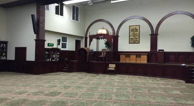 Photo of Mosque Islamic Center Of Passaic County at 152 Derrom Ave, Paterson, NJ 07504, United States