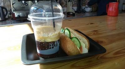 Photo of Coffee Shop 90 δέκα at Πλάτωνος 36, Νίκαια 184 54, Greece