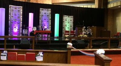 Photo of Church First United Methodist Church at 4901 Cobbs Dr, Waco, TX 76710, United States