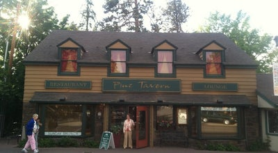 Photo of American Restaurant Pine Tavern at 967 Nw Brooks St, Bend, OR 97703, United States