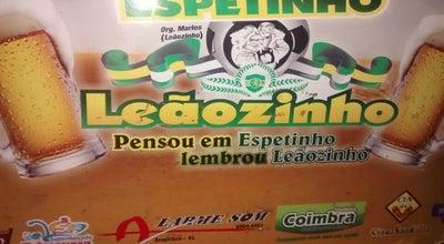 Photo of BBQ Joint Espetinho Leãozinho at Orla De Penedo, Penedo, Brazil