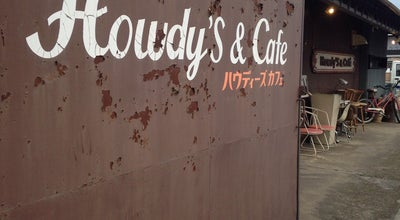 Photo of Cafe ハウディーズ カフェ at Japan