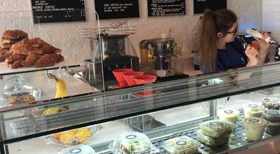 Photo of Cafe Atomic Coffee at 401 S Main St, Royal Oak, MI 48067, United States