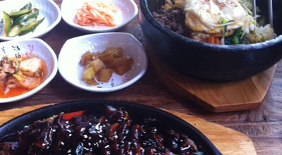 Photo of Korean Restaurant Papa Yong at Neusser Str. 84, Düsseldorf 40219, Germany