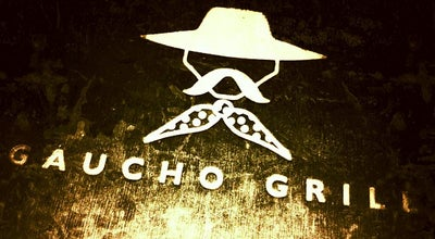 Photo of Argentinian Restaurant Gaucho Grill at 11754 San Vicente Blvd, Los Angeles, CA 90049, United States