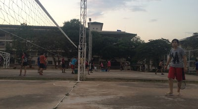 Photo of Basketball Court สนามบาส9หลัง at Sila, Thailand