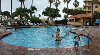 Photo of Pool Embassy Suites - Swimming Pool at Deerfield Beach, FL 33441, United States