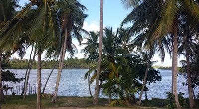 Photo of Lake Lagoa Manguaba at Marechal Deodoro, Brazil