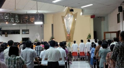 Photo of Church Gereja Katolik Santo Yosef Mejasem Tegal at Jl. Gereja No. 1 Mejasem Barat, Tegal 52181, Indonesia