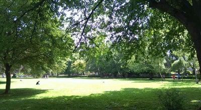 Photo of Park Palmerston Park at Páirc Bhaile Phámar, Dublin 6, Ireland
