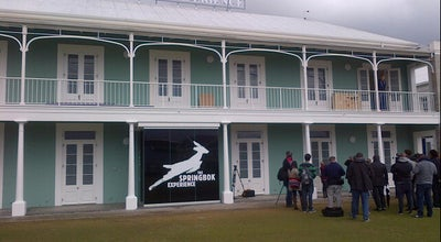 Photo of Museum The Springbok Experience at Portswood House, Cape Town 8002, South Africa