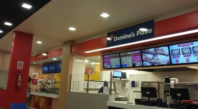 Photo of Pizza Place Spoleto e Dominos at Av. Mendonça Furtado, 3644, Santarém, Brazil