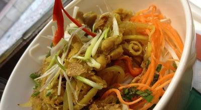Photo of Vietnamese Restaurant Noodlemi at 2 Bonham Strand, Hong Kong, Hong Kong