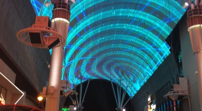 Photo of Historic Site Fremont Street Experience at 425 Fremont Street, Las Vegas, NV 89101, United States
